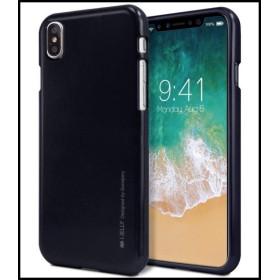 iPhone 11 PRO i-Jelly Mercury szilikon telefontok, FEKETE - mobshop.hu