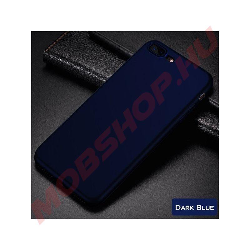 iPhone XS MAX szilikon BRIO telefontok, KÉK - mobshop.hu
