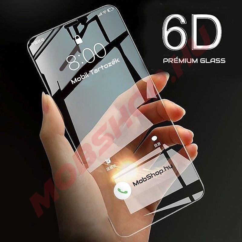 iPhone 7 / 8 / SE2 (2020) 6D kijelzővédő üvegfólia - mobshop.hu
