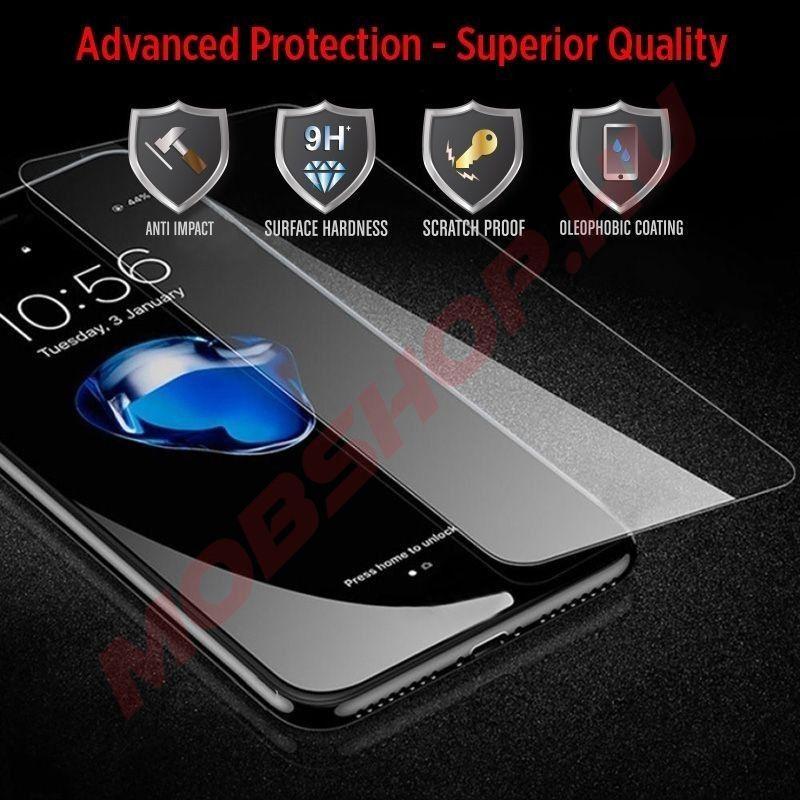 iPhone 11 PRO MAX / XS Max kijelzővédő üvegfólia - mobshop.hu