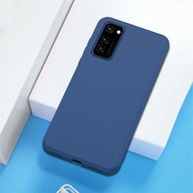 Samsung Galaxy A41 XPROTECTOR szilikon telefontok, SÖTÉTKÉK - mobshop.hu