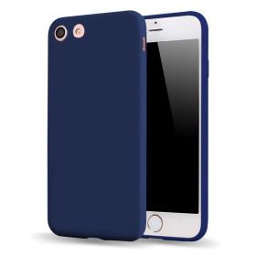 Iphone 7 / 8 / SE2 (2020) XPROTECTOR szilikon telefontok, SÖTÉTKÉK - mobshop.hu