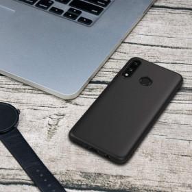 Huawei P30 Lite prémium szilikon telefontok, FEKETE - mobshop.hu