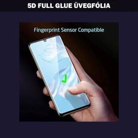 Samsung Galaxy S20 PLUS Full 5D kijelzővédő üvegfólia - mobshop.hu