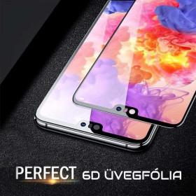 iPhone 12 mini 6D kijelzővédő üvegfólia - mobshop.hu