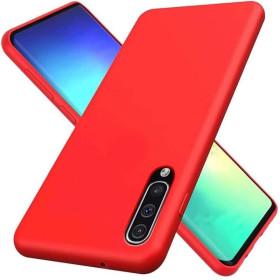 Huawei P30 XPROTECTOR Prémium szilikon telefontok, PIROS - mobshop.hu