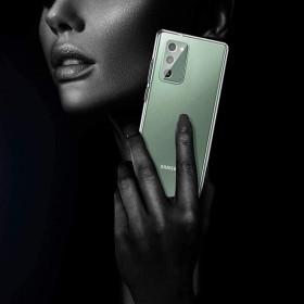 Samsung Galaxy S20 FE prémium szilikon telefontok, ÁTLÁTSZÓ - mobshop.hu