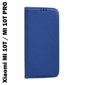 Xiaomi Mi 10T / MI 10T Pro Smart Book flip tok, KÉK - mobshop.hu