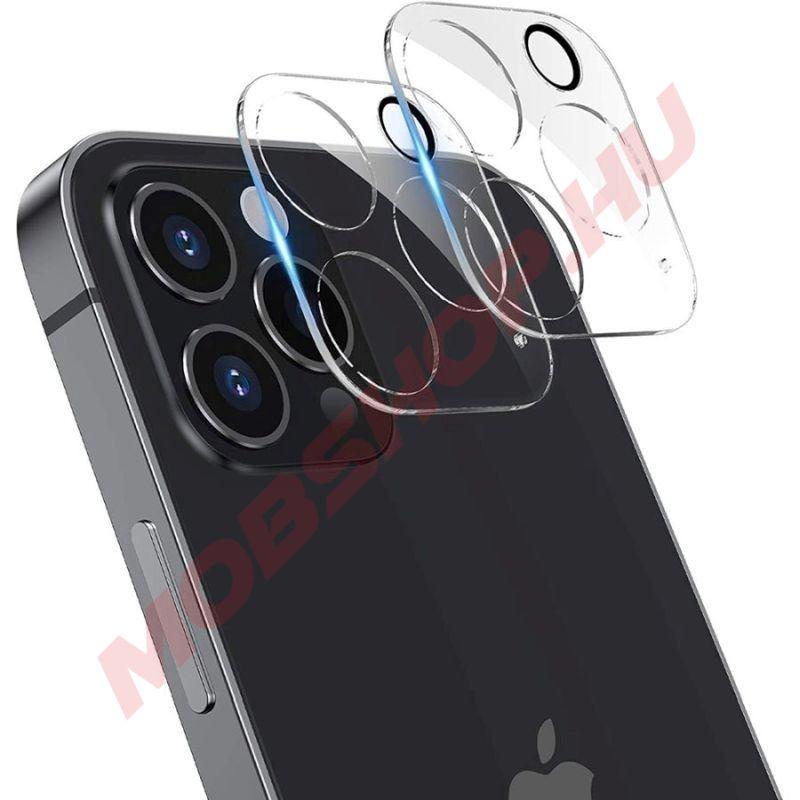 Iphone 12 Pro kamera védő üvegfólia - mobshop.hu