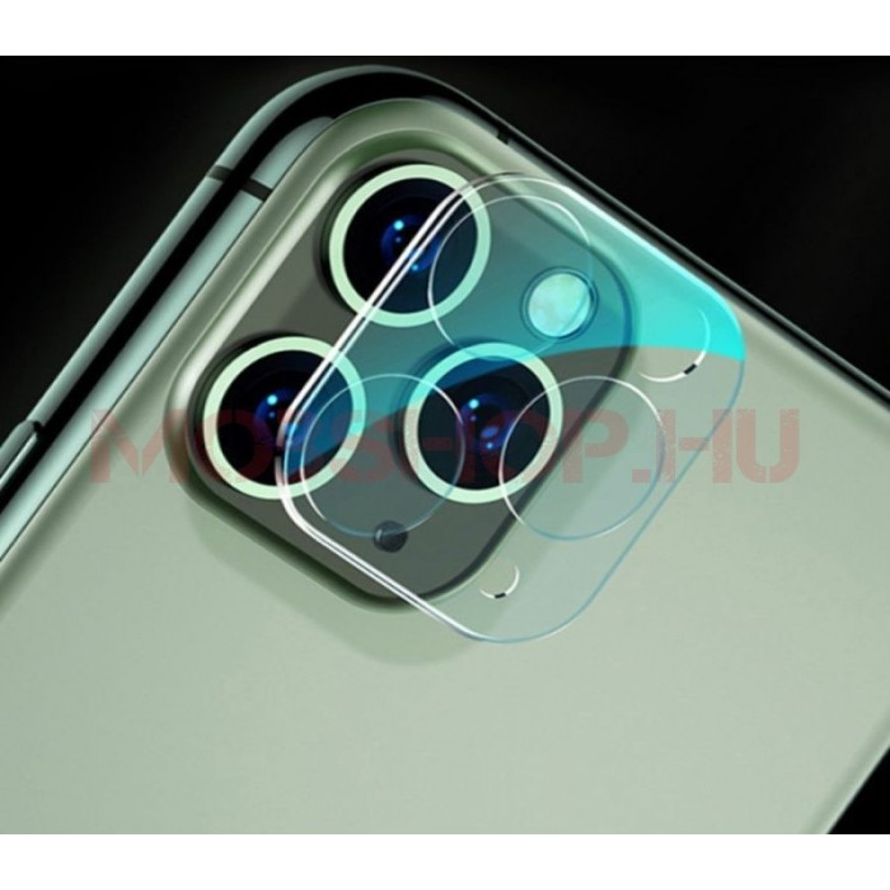 iPhone 11 PRO / 11 PRO MAX XPROTECTOR kamera védő 3D üveg - mobshop.hu