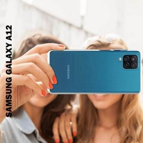 Samsung Galaxy A12 szilikon telefontok, átlátszó - mobshop.hu