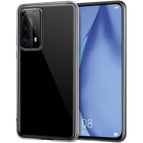 Huawei P40 Pro XPROTECTOR Ultra szilikon telefontok, ÁTLÁTSZÓ - mobshop.hu