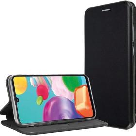 iPhone X / XS oldalra nyíló Elegance flip telefontok, FEKETE - mobshop.hu