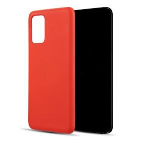 Samsung Galaxy S20 PLUS prémium szilikon telefontok PIROS - mobshop.hu