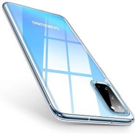 Samsung Galaxy S20 prémium szilikon telefontok 2mm, ÁTLÁTSZÓ - mobshop.hu