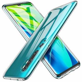 Xiaomi Mi NOTE 10 / NOTE 10 PRO szilikon telefontok, ÁTLÁTSZÓ - mobshop.hu