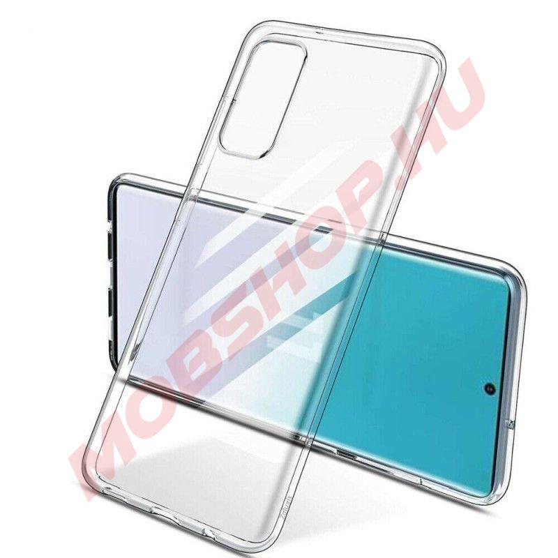 Samsung Galaxy S20 szilikon telefontok ÁTLÁTSZÓ - mobshop.hu