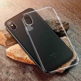 iPhone XS Max szilikon telefontok, ÁTLÁTSZÓ - mobshop.hu