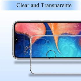 Samsung Galaxy A20E szilikon telefontok, ÁTLÁTSZÓ - mobshop.hu