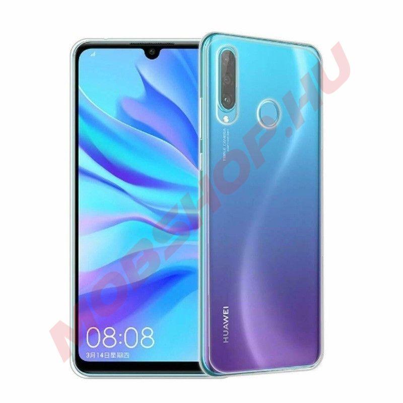 Huawei P30 Lite szilikon telefontok ÁTLÁTSZÓ - mobshop.hu