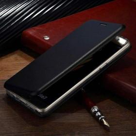 iPhone XS Max oldalra nyíló Elegance flip telefontok, FEKETE - mobshop.hu