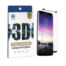Samsung Galaxy S21 Full 3D (tokbarát) kijelzővédő üvegfólia - mobshop.hu