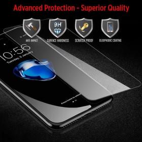 Samsung Galaxy A12 kijelzővédő üvegfólia - mobshop.hu