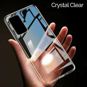 Samsung Galaxy A02S prémium szilikon tok, átlátszó - mobshop.hu