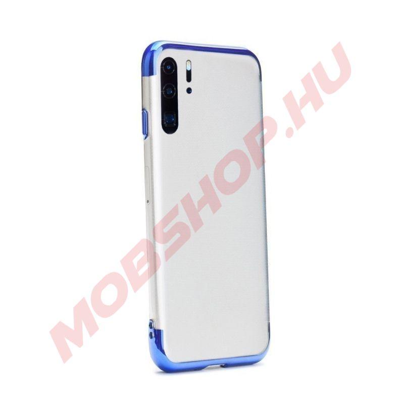 Huawei P30 Pro átlátszó szilikon telefontok, ELECTRO KÉK - mobshop.hu