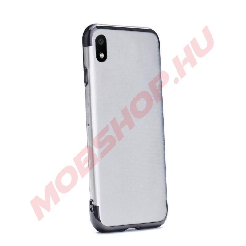 Xiaomi Redmi 7A átlátszó szilikon telefontok, ELECTRO FEKETE - mobshop.hu