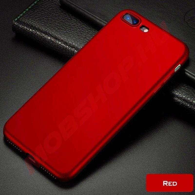 Xiaomi MI 8 SE szilikon BRIO telefontok, PIROS - mobshop.hu