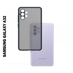 Samsung Galaxy A32 4G design telefontok kék / zöld - mobshop.hu