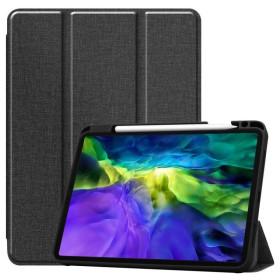 """Apple iPad Pro 11"""" 2020 / 2021 tablet tok toll tartóval, Fekete - mobshop.hu"""