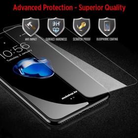 Samsung Galaxy A22 5G kijelzővédő üvegfólia - mobshop.hu