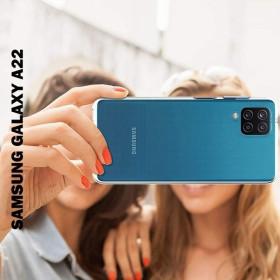 Samsung Galaxy A22 4G (LTE) szilikon telefontok, átlátszó - mobshop.hu