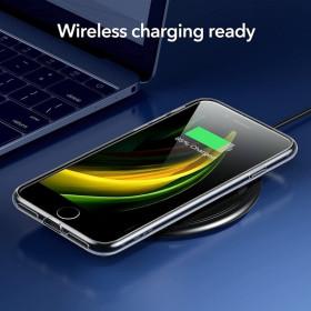 iPhone SE 2 (2020) szilikon telefontok, ÁTLÁTSZÓ - mobshop.hu
