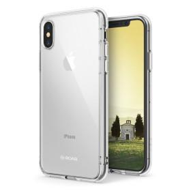 iPhone X / XS Roar JELLY szilikon telefontok, ÁTLÁTSZÓ - mobshop.hu