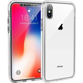 iPhone X / XS szilikon telefontok, ÁTLÁTSZÓ - mobshop.hu