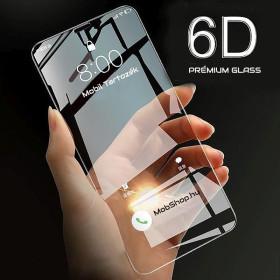Samsung Galaxy A02S 6D kijelzővédő üvegfólia - mobshop.hu