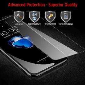 Samsung Galaxy A02S kijelzővédő üvegfólia - mobshop.hu