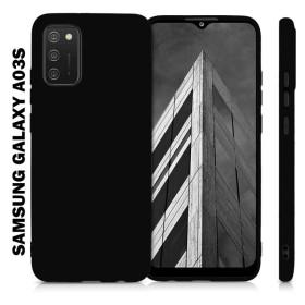 copy of Samsung Galaxy A02S TECH-PROTECT ICON szilikon tok, fekete - mobshop.hu